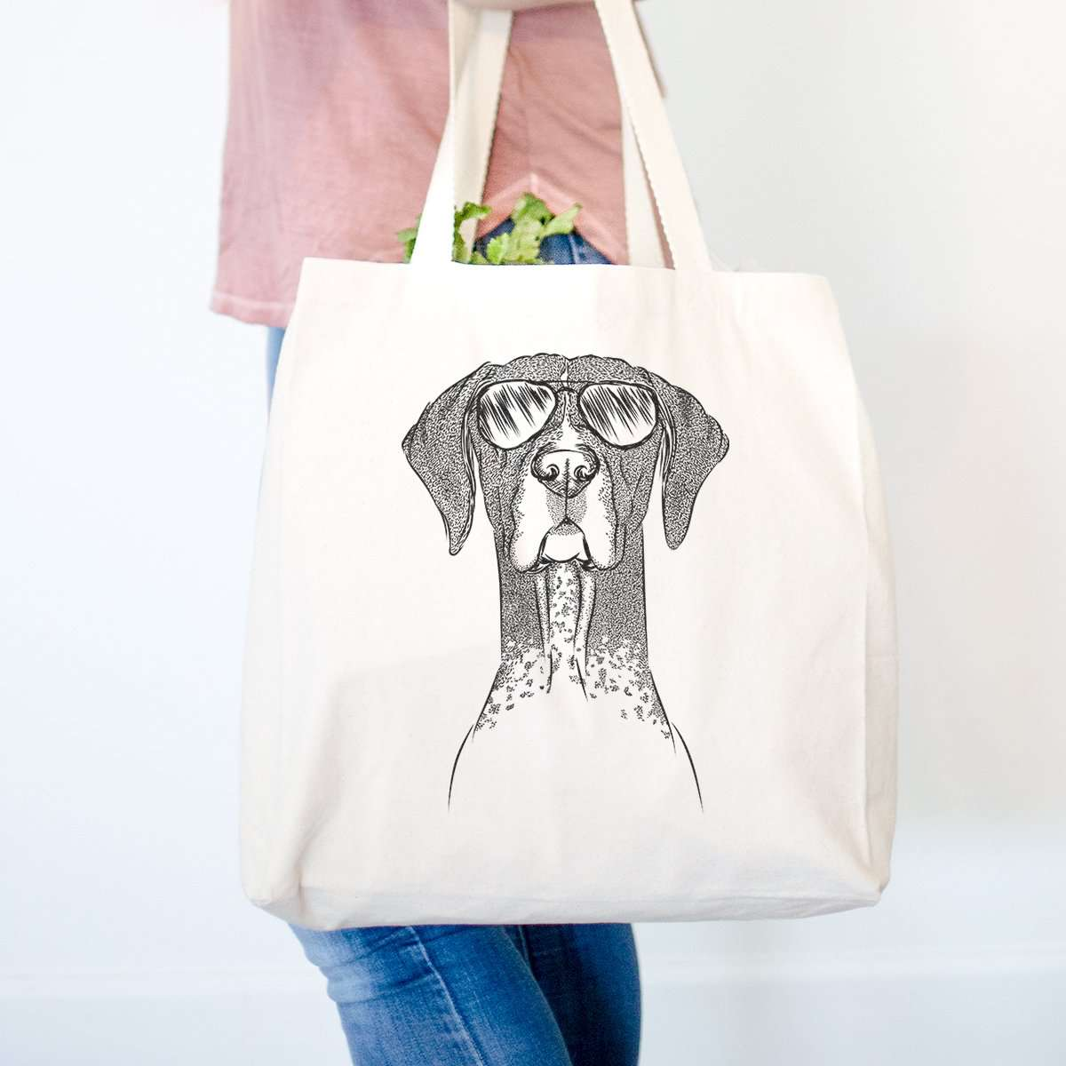 Mattis the German Shorthair Pointer - Tote