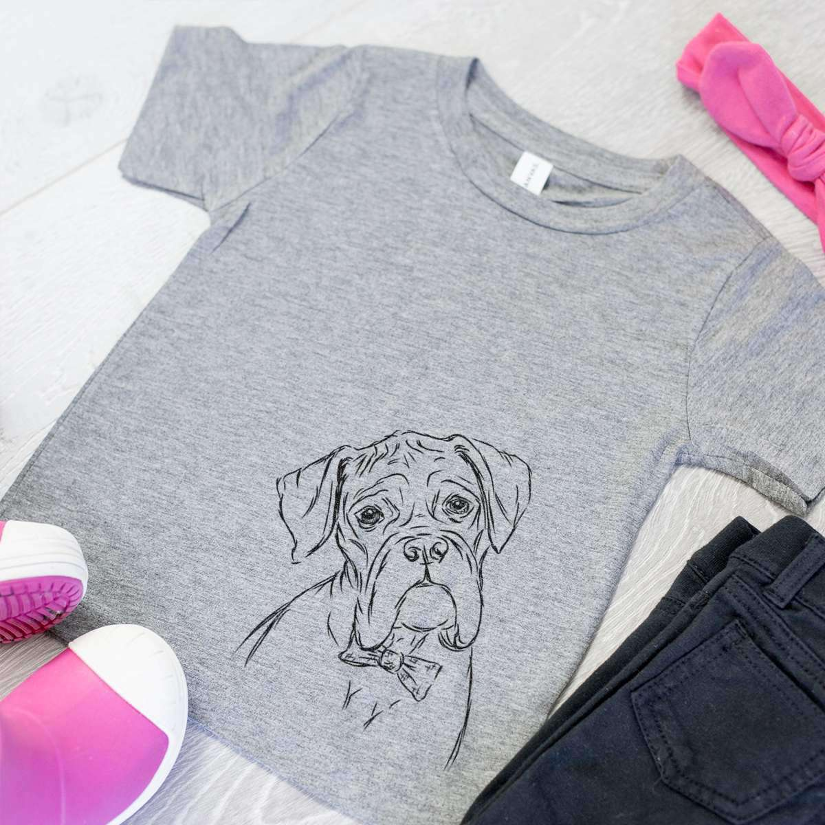 Cooper the Boxer - Kids/Youth/Toddler Shirt