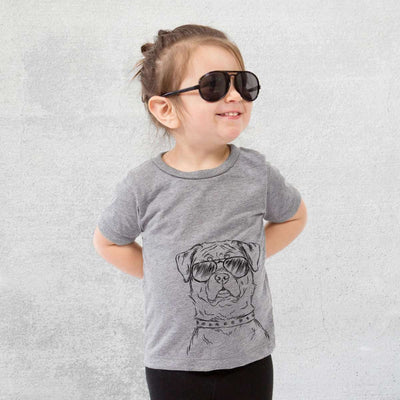 Rocky the Rottweiler - Kids/Youth/Toddler Shirt