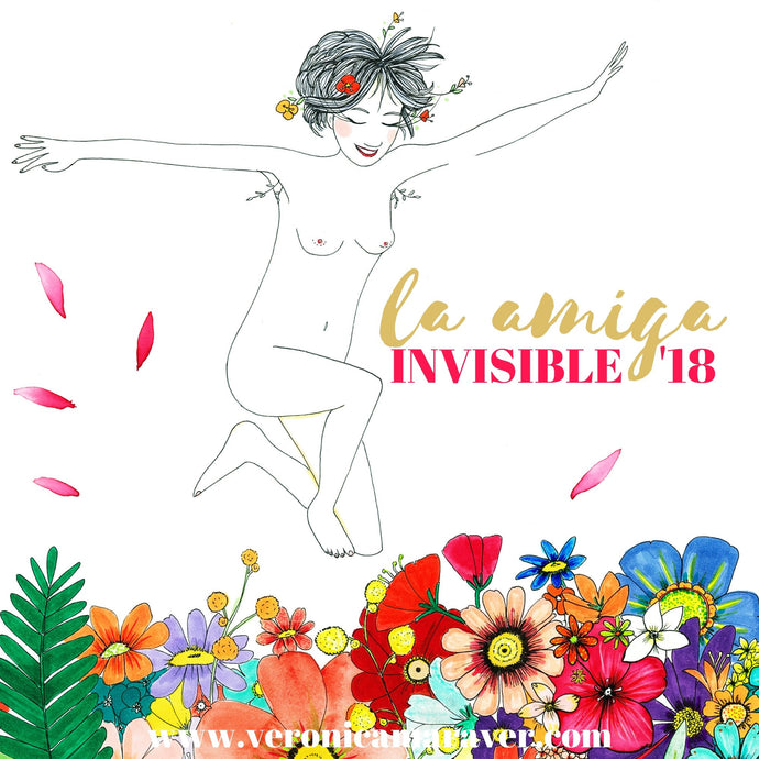 Amiga invisible 2018