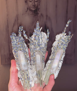 """Peace of Mind"" Sage Wands"