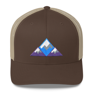Ice Mountain Trucker