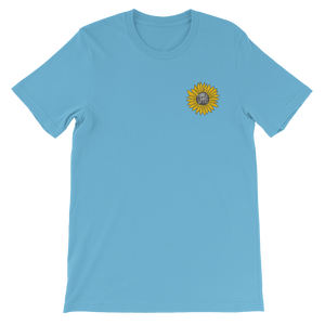 Sunflower Power Embroidered T