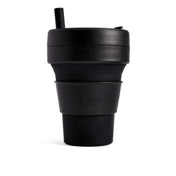 Stojo Collapsible Coffee Cup - Ink