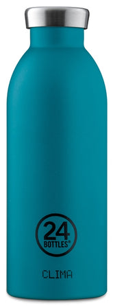 24 Clima Insulated Bottles - Atlantic Bay Stone