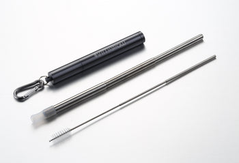 Vimistraw - Collapsible Stainless Steel Straw