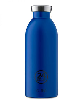 24 Clima Insulated Bottles - Gold Blue