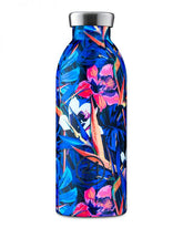 24 Clima Insulated  Bottles - Floral Nightfly