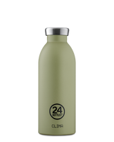24 Clima Insulated  Bottles - Sage
