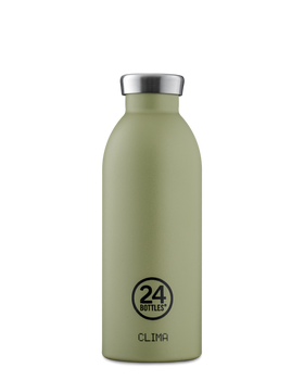 24 Clima Insulated  Bottles - Sage Stone