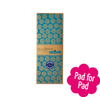Reusable Menstrual Panty Liners without PUL - 3pk by Eco Femme