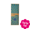 Reusable Menstrual Panty Liners with PUL - 3pk by Eco Femme