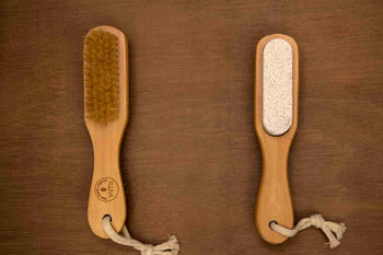 Natural Hand and Foot Brush