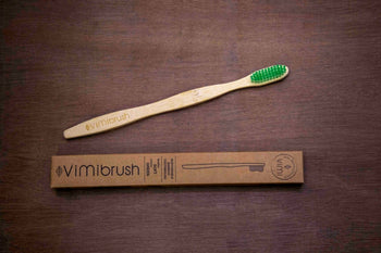 VimiBrush -Sustainable Bamboo Toothbrush