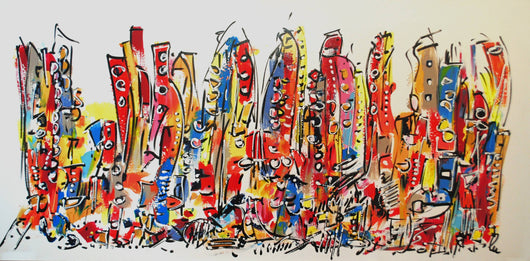 Luc Villard Gallery - Modern World Art