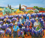 Les Coupeurs de Lavande (The Lavender Cutters)