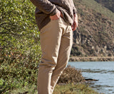 Khaki Brazos | Brazos Stretch Twill Pant | 34in. Inseam | Southern Men's Pants | Men's Khakis