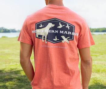 Branding Collection Tee - Hunting Dog