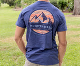Washed  Navy | Branding Collection Tee | Summit
