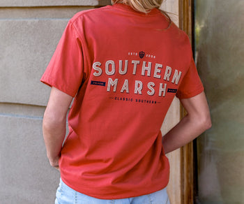 3ce5fbae0 Southern Inspired Shirts, Polos, and Pants — Southern Marsh Collection
