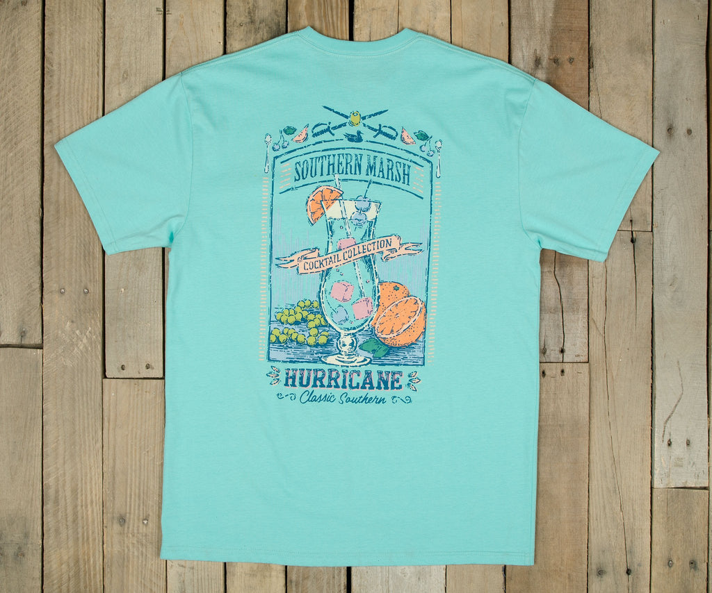 Cocktail Collection Tee - Hurricane