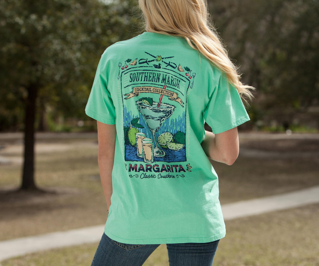 Cocktail Collection Tee - Margarita