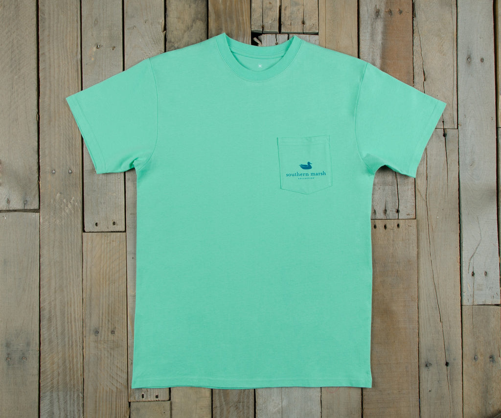Cocktail Collection Tee - Hot Toddy | Bimini Green