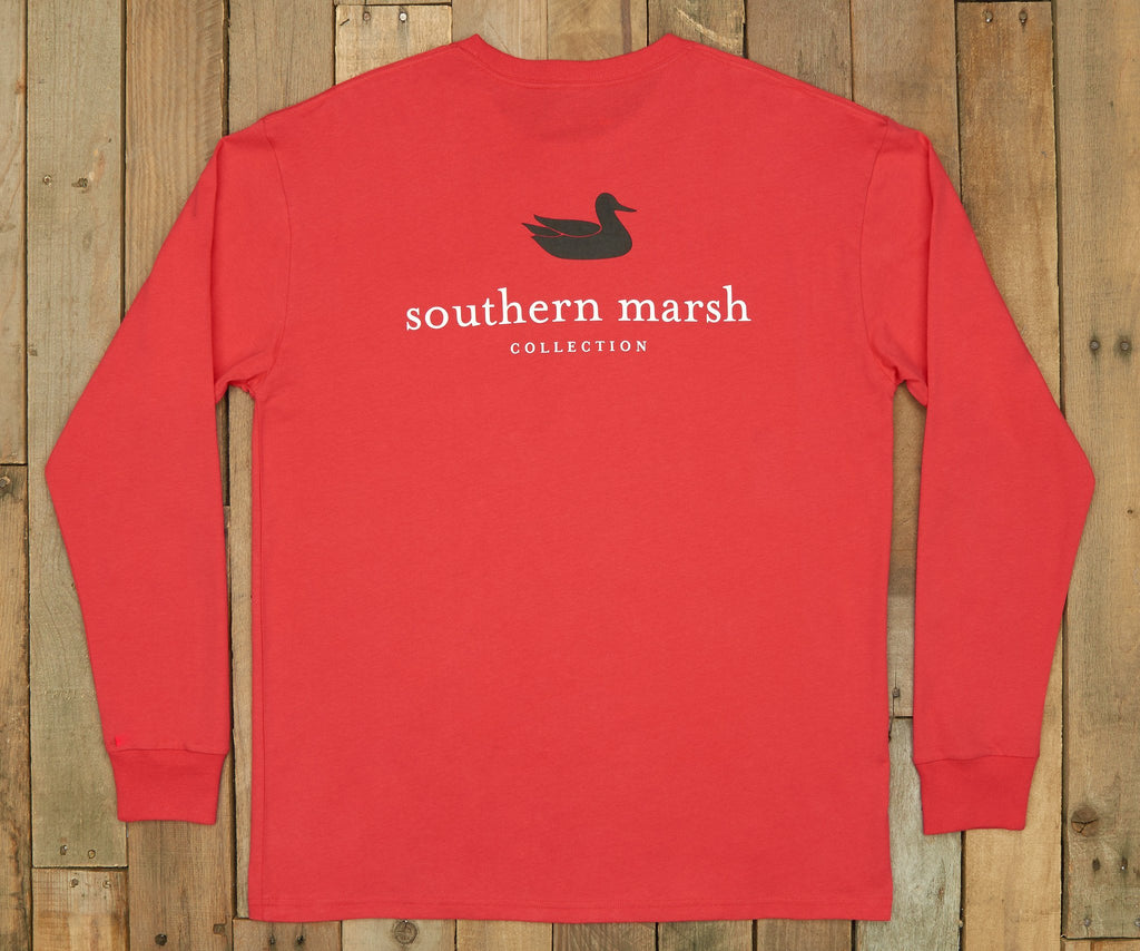 Southern marsh collection authentic collegiate tee for Southern marsh dress shirts on sale