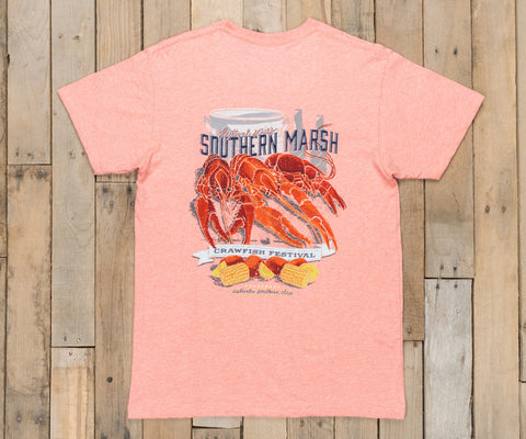 Festival Series Tee - Crawfish