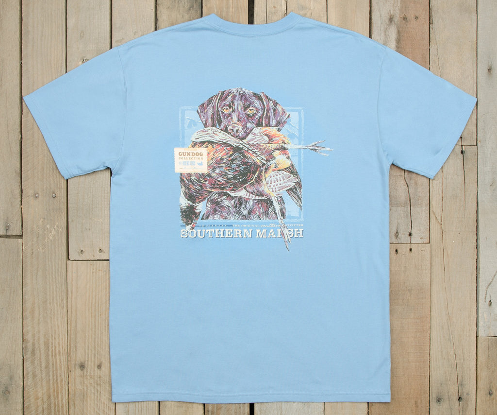 Gun Dog Collection Tee | Two | Breaker Blue