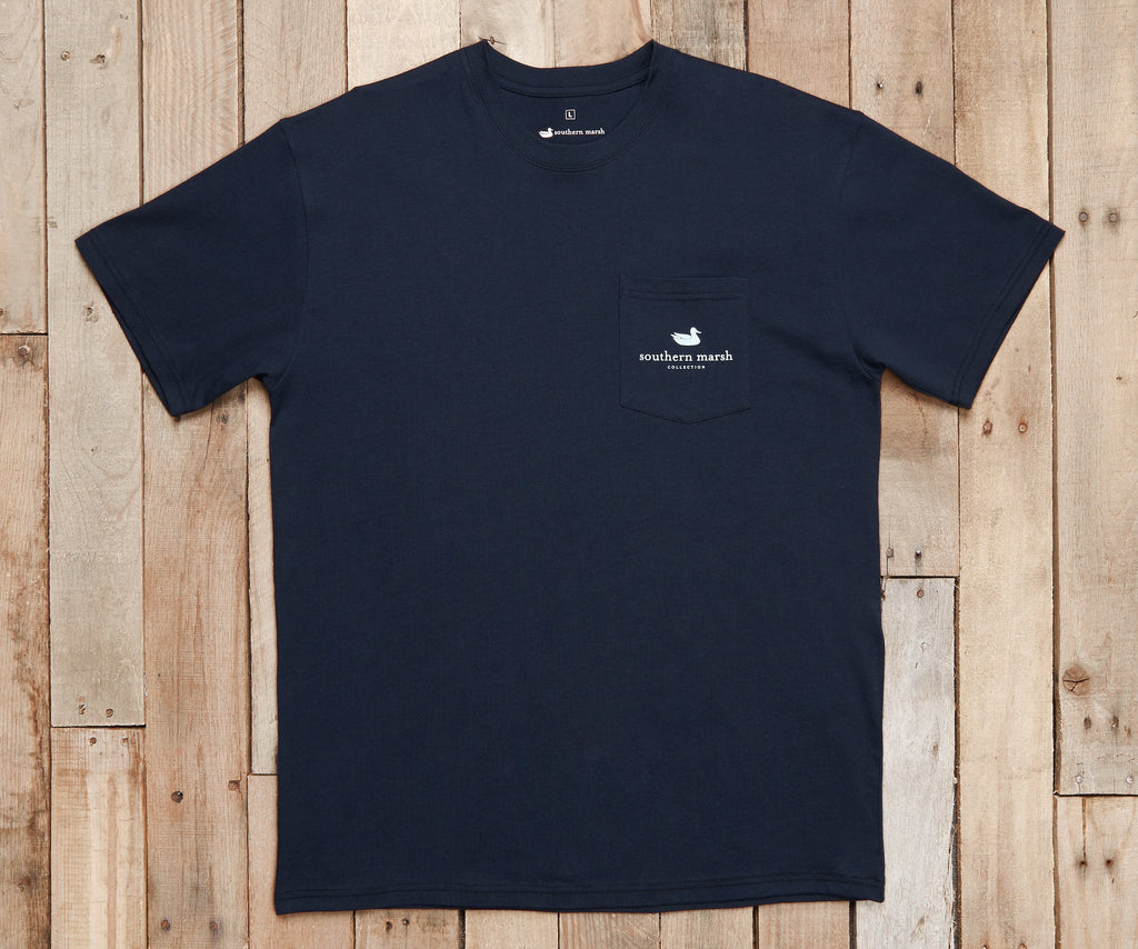 River Route Collection Tee - North Carolina & South Carolina