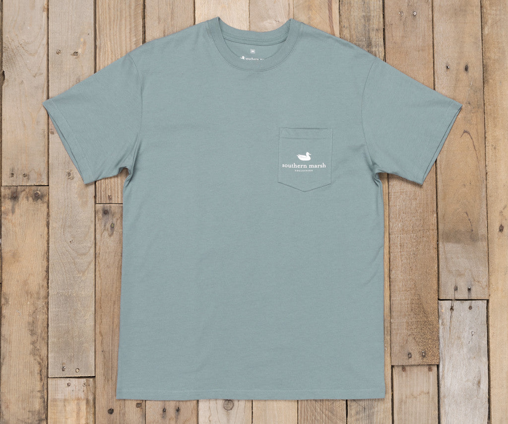 River Route Collection Tee - Texas & Oklahoma