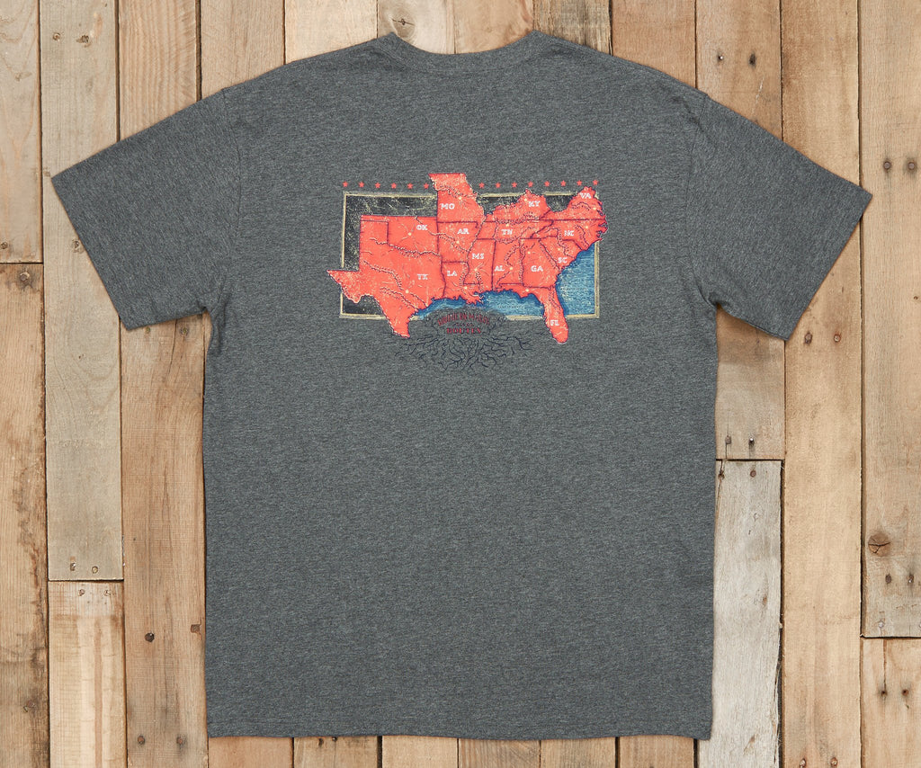 River Route Collection Tee - The South