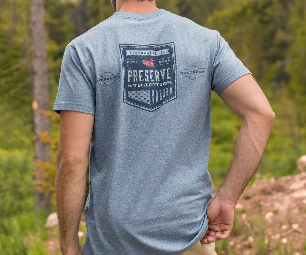 Southern Tradition Crest Tee