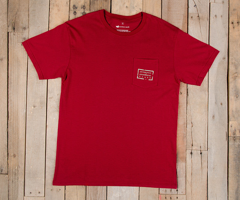 Authentic Heritage Tee - Alabama
