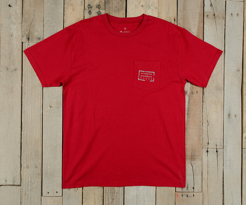 Authentic Heritage Tee - Arkansas