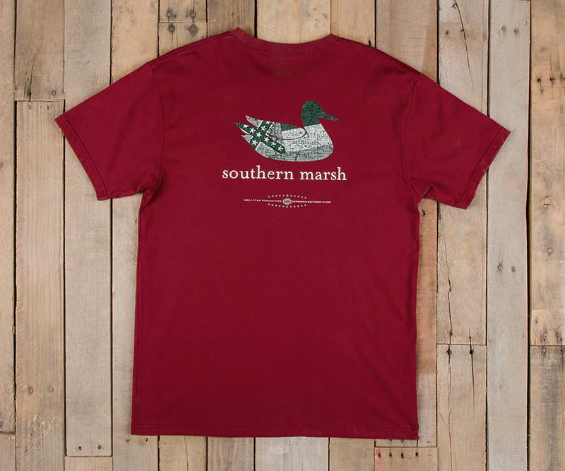 Authentic Heritage Tee - Mississippi