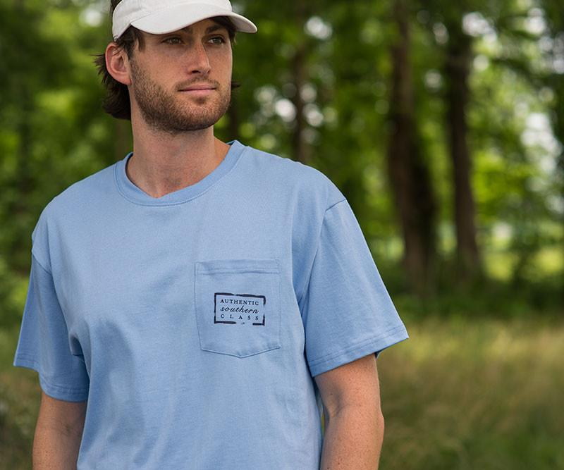 Authentic Heritage Tee - North Carolina