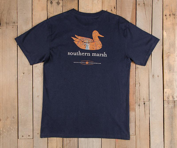 Southern marsh collection authentic heritage tee virginia for Southern marsh dress shirts on sale
