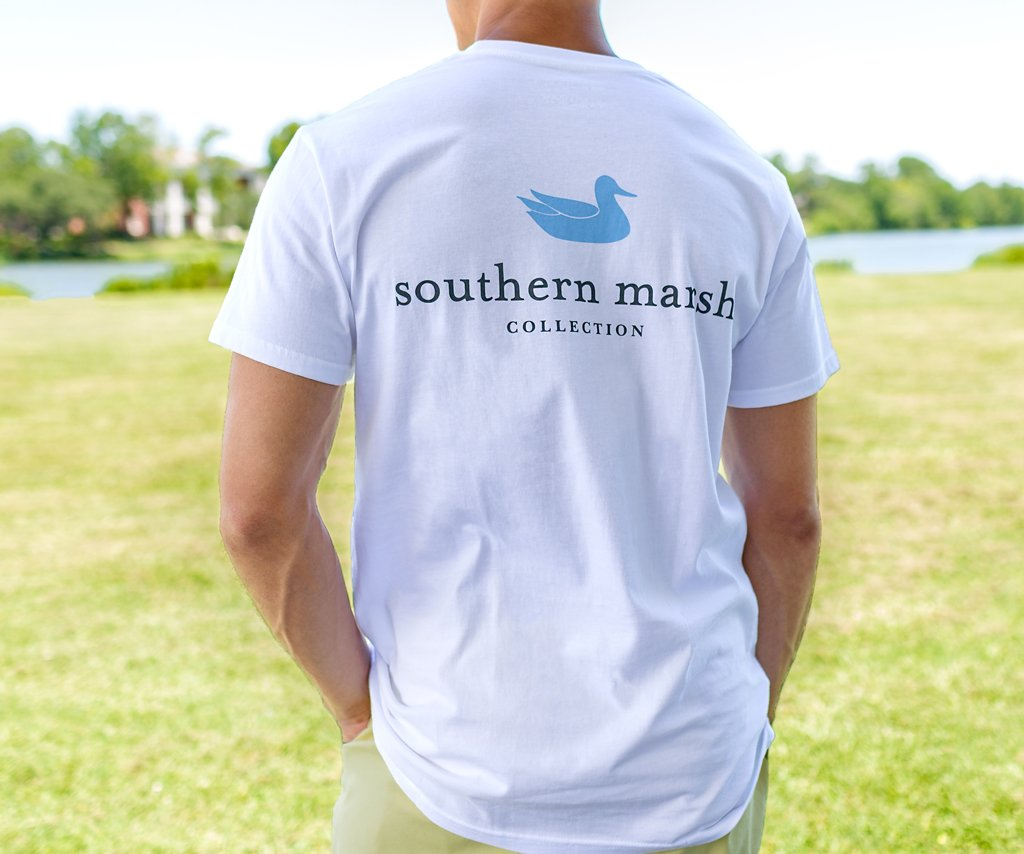 Authentic Collegiate Tee Southern Marsh Collection