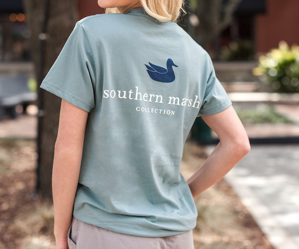 Authentic Tee Southern Marsh Collection