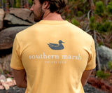 Squash | Southern Authentic Vibrant Tee | Short Sleeve | Back