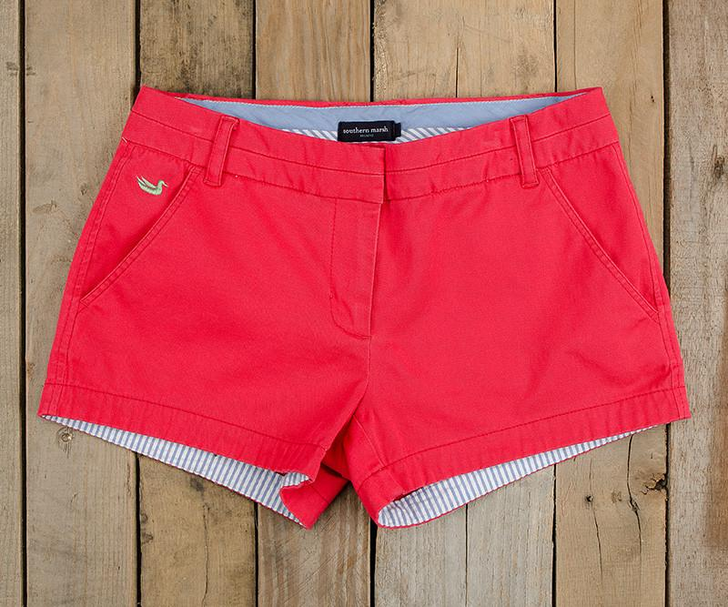 Brighton Short | Chino | Strawberry Fizz