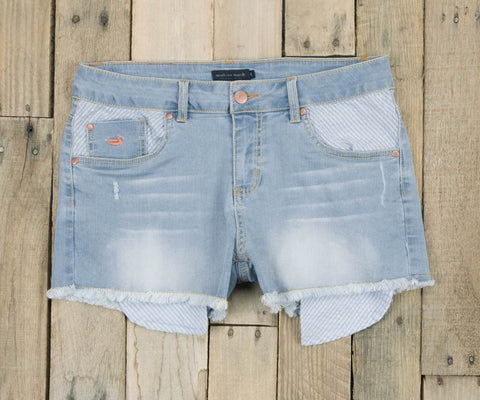 Denim Jessie Short