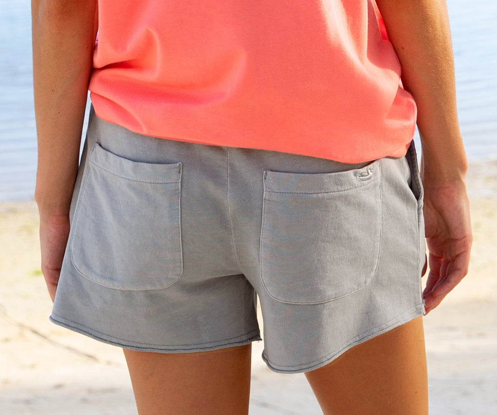 Light  Gray | Jamie SEAWASH™ Shorts | Lifestyle