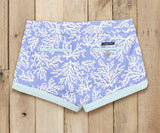 Lilac Reef | Brighton Short | Reef | Womens Shorts | Back