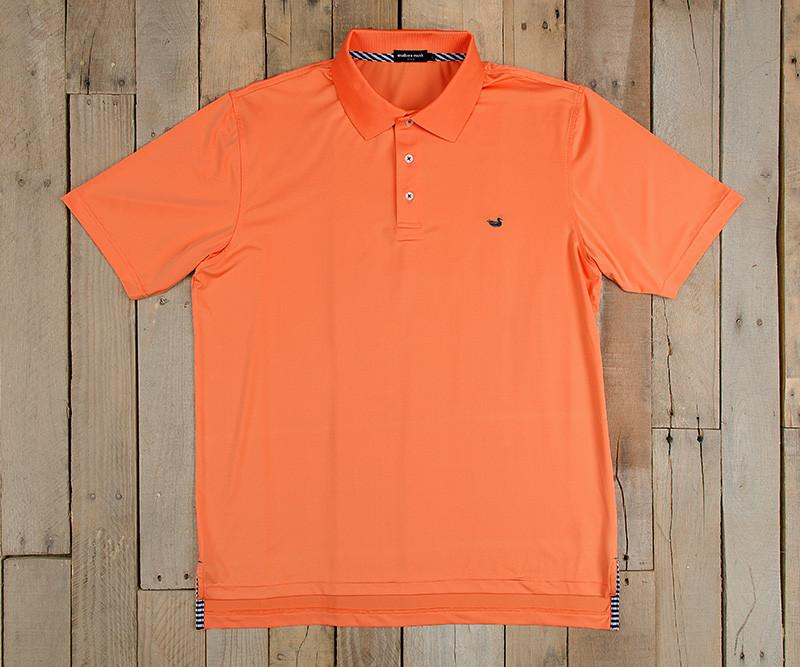 Bermuda Performance Polo | Melon