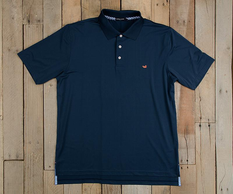 Bermuda Performance Polo | Navy