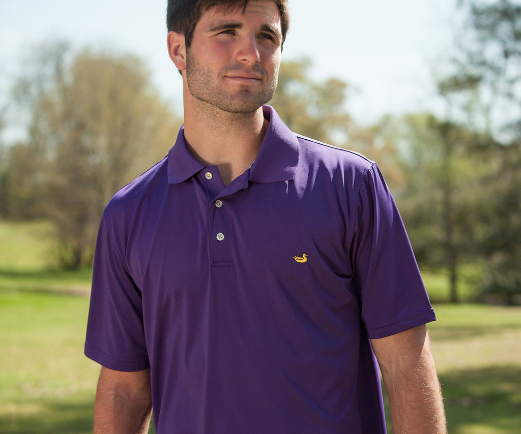 Bermuda Performance Polo - Solid