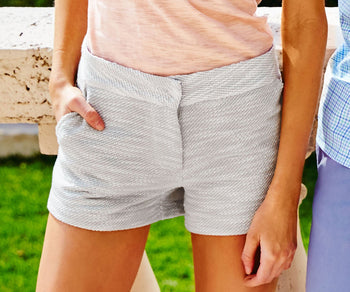 Taylor Short - Back Bay Knit